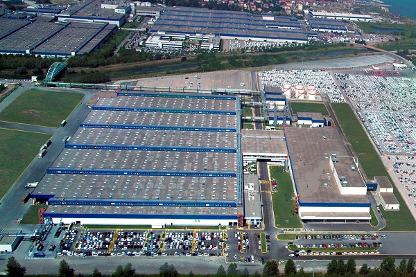 Ford Otosan Yenikoy Fabrikasi_Otomobiltutkunu