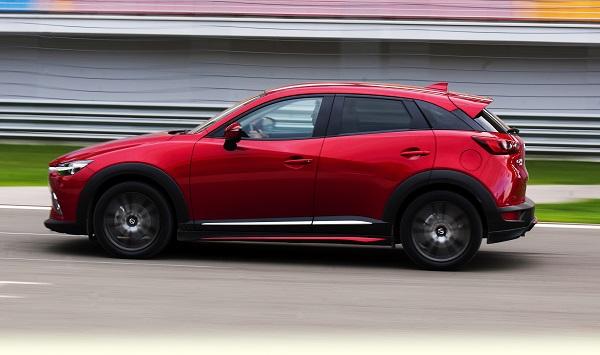 Mazda CX3 Test_Otomobiltutkunu