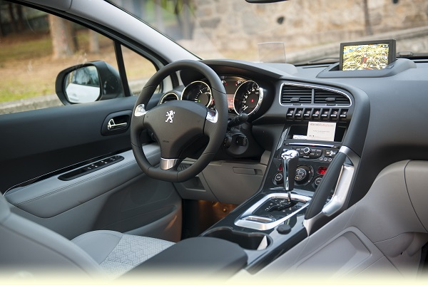 Peugeot 3008 Test