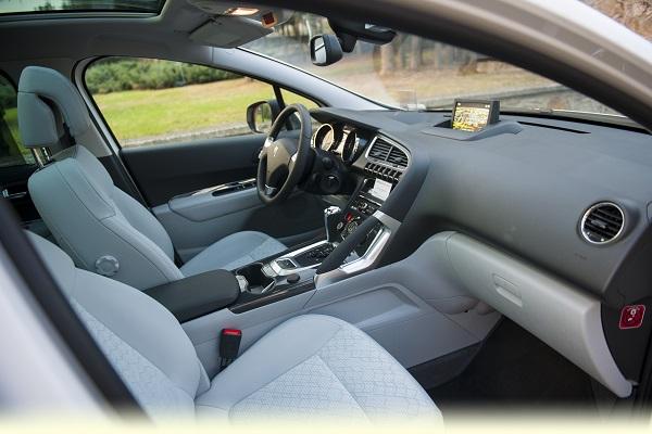 Peugeot 3008 Test_Otomobiltutkunu