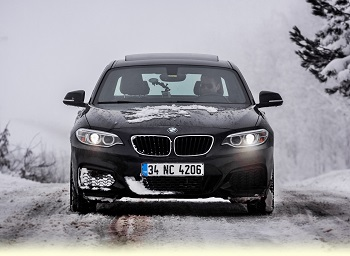 BMW 2 M Coupe Test