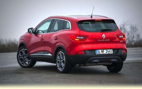 Renault Kadjar Test_Kadjar Test_Renault Kadjar Test_Otomobiltutkunu_Croossover