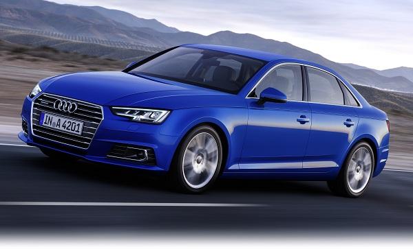 Yeni Audi A4 Otomobiltutkunu