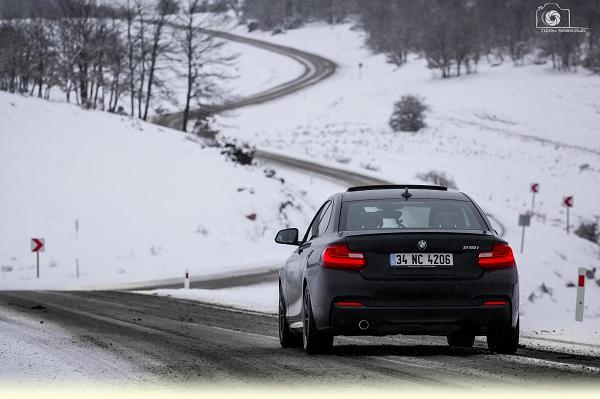 BMW 218i Coupe Test Otomobiltutkunu BorusanOto
