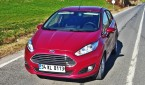 Ford Fiesta EcoBoost PowerShift Test