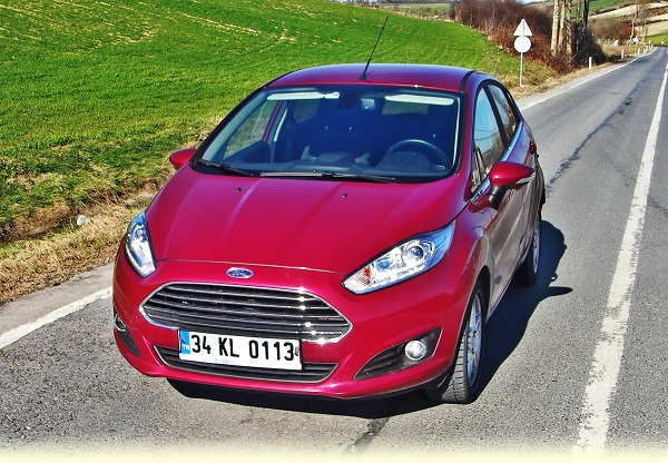 Ford Fiesta EcoBoost PowerShift Test