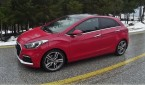 Hyundai i30 turbo test