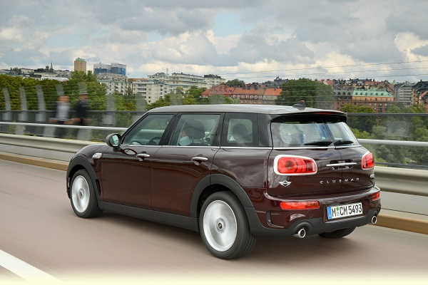 MINI Clubman Test