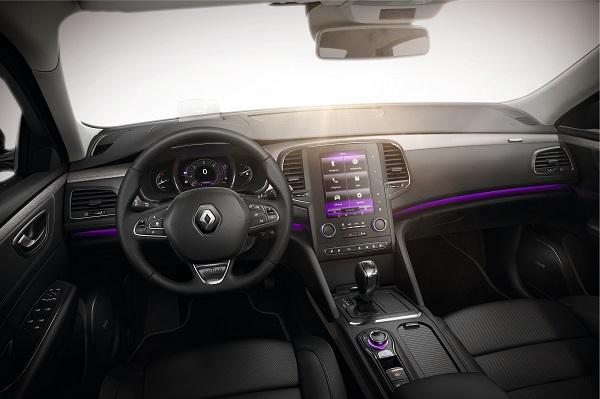 Renault Talisman Test
