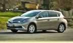 Toyota Auris Test_Yeni Auris