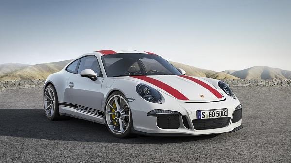 Porsche Cenevre Uluslararası Otomobil Fuarı