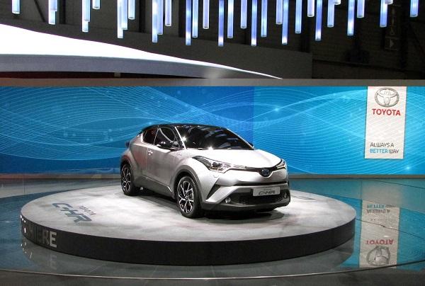 Toyota C-HR_Cenevre