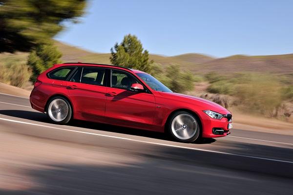 BMW 3 Serisi Touring