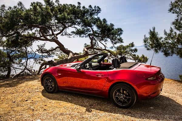 Mazda MX5 Test