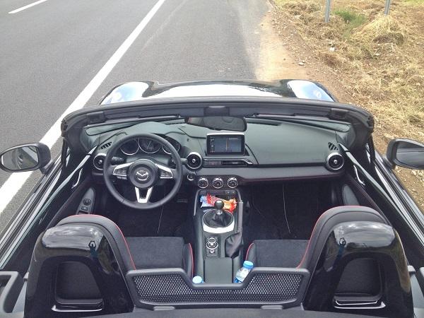 MazdaMX5 Test_Otomobiltutkunu