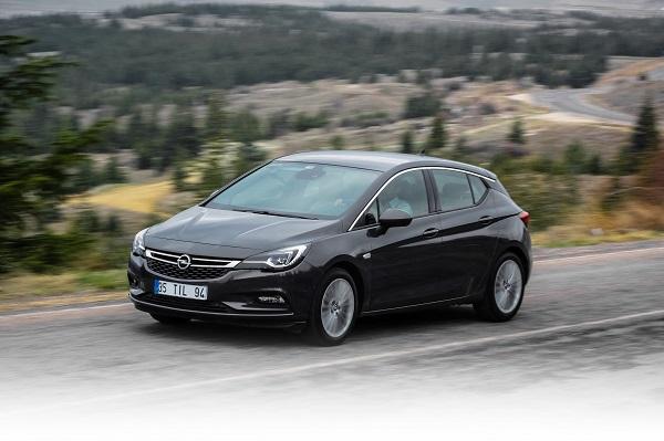 Opel Astra HB Dynamic dizel otomatik otomobiltutkunu