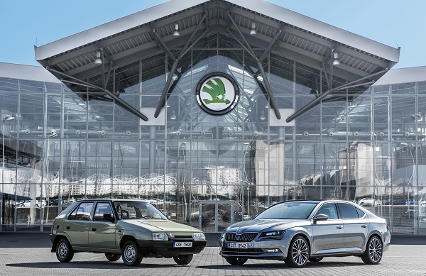Skoda VW
