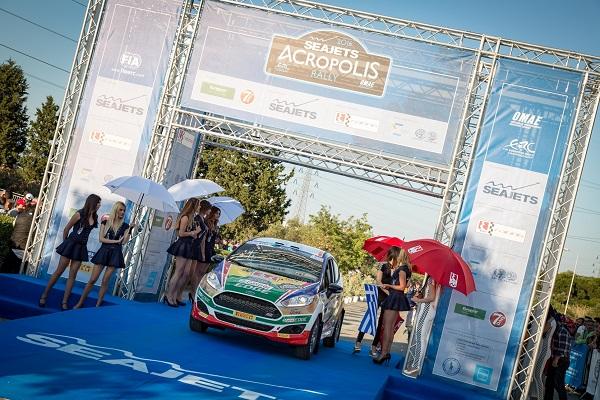 Castrol Ford Team Turkiye_Akropol Rallisi