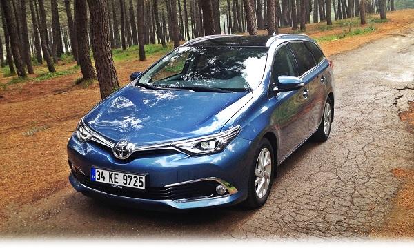 Toyota Auris Touring Sports 1.6 Premium Multidrive S