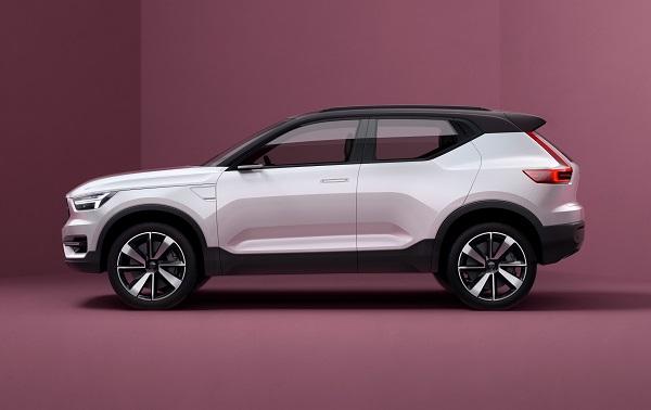 Volvo Concept otomobiltutkunu