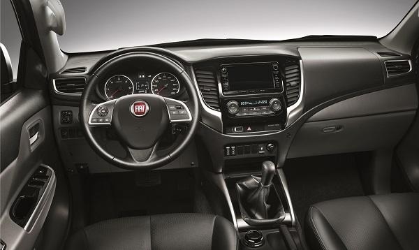 Fiat Fullback Test