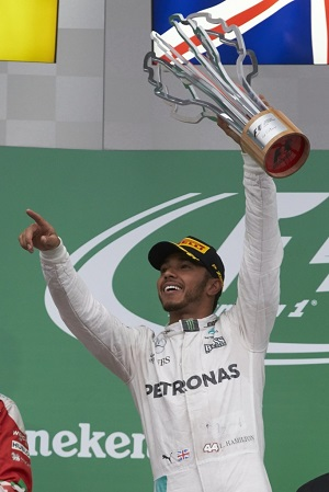 2016 Canadian Grand Prix, Mercedes-Benz Motorsport Lewis Hamilton 2016 Formula One World Championship