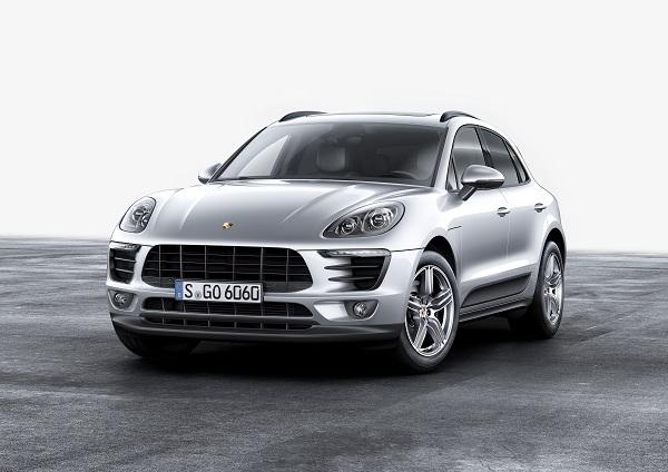 Porsche Macan Test