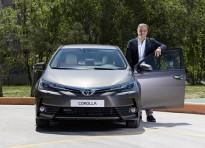 Toyota Turkiye Pazarlama ve Satıs A.S. CEO'su Ali Haydar Bozkurt_Otomobiltutkunu
