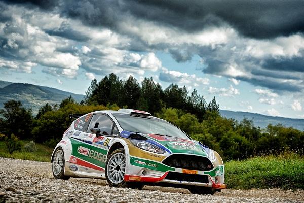 castrol ford team turkiye_Kocaeli Rallisi