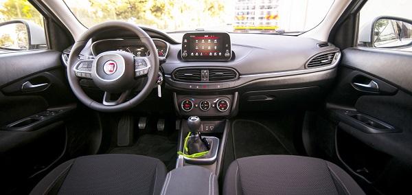 Egea Hatchback Test_Otomobiltutkunu