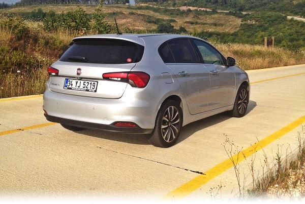 Fiat Egea Hb Test_Otomobiltutkunu