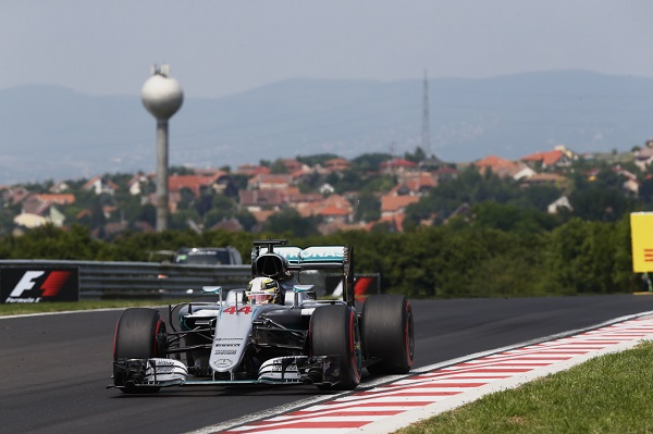 Hungarian Grand Prix,
