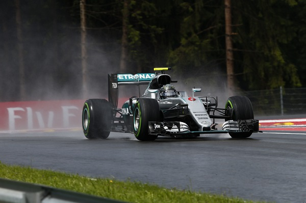 2016 Austrian Grand Prix, Mercedes Benz Motorsport