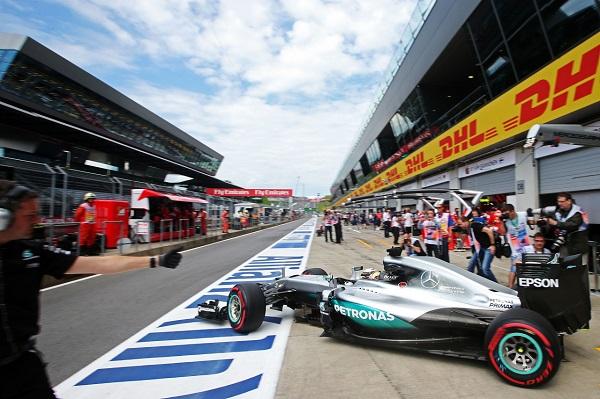2016 Austrian Grand Prix, Mercedes Benz Motorsport Otomobiltutkunu