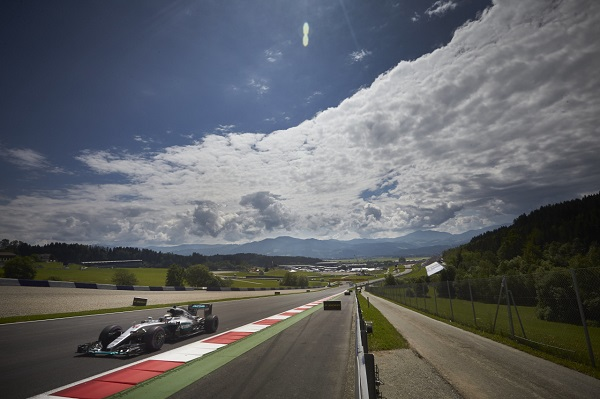 2016 Austrian Grand Prix, Otomobiltutkunu