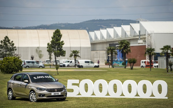 Tofas 5 Milyon uretim- Egea Hatchback_Otomobiltutkunu