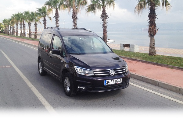 Volkswagen Caddy TDI SCR BMT 102 PS Exclusive DSG Test_Otomobiltutkunu