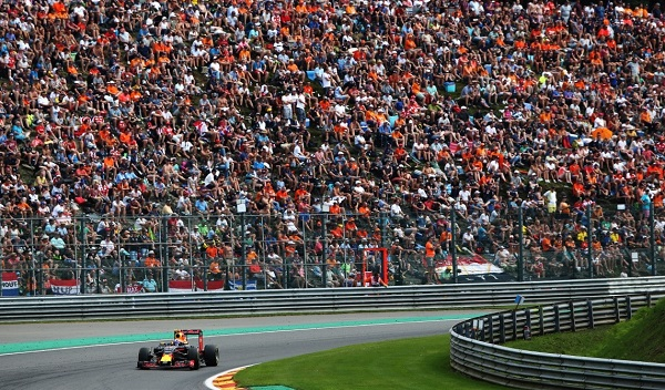 FIA Formula One World Championship Belgium Spa