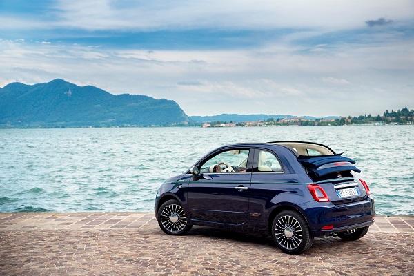 Fiat 500 Riva Test