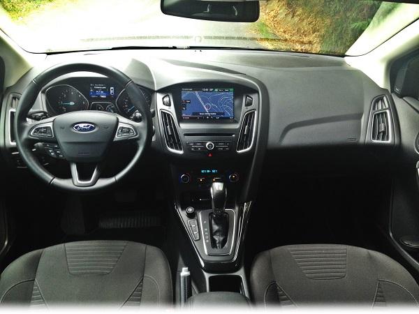 Ford Focus PowerShift Test_Otomobiltutkunu