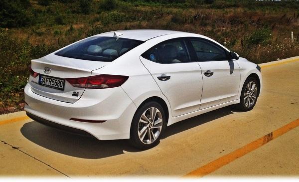 Hyundai Elantra Test_ Dizel Elantra Test_Yeni Elantra Test_Otomobiltutkunu
