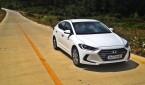 Hyundai Elantra Test_Elantra Test_Yeni Elantra Test