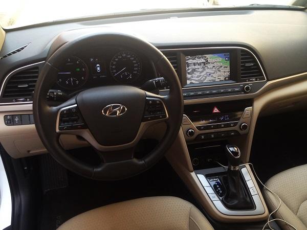 Hyundai Elantra Test_Elantra Test_Yeni Elantra Test_Otomobiltutkunu