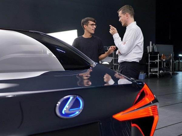 Lexus Tasarım Ödülleri Otomobiltutkunu