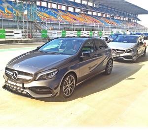 Mercedes AMG Lounge İstanbul