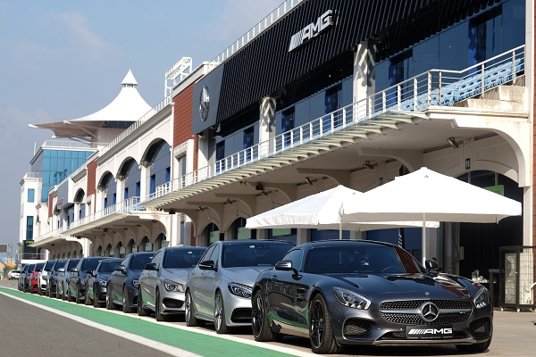 Mercedes-AMG Test