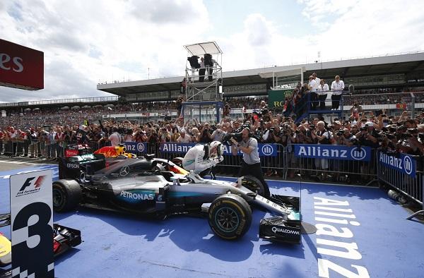 Mercedes Benz AMG German Grand Prix Otomobiltutkunu