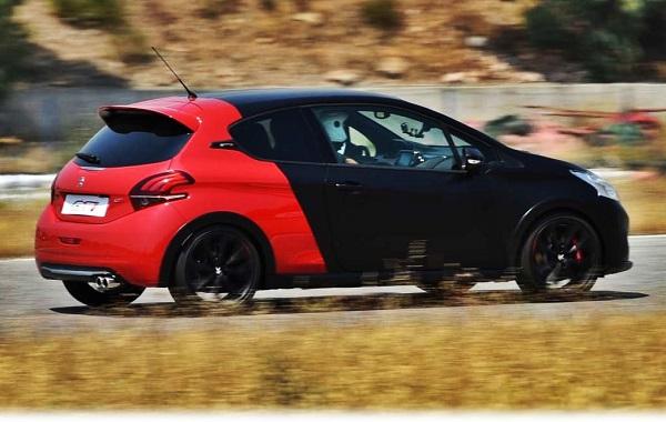 Peugeot 208 GTi Test_Otomobiltutkunu