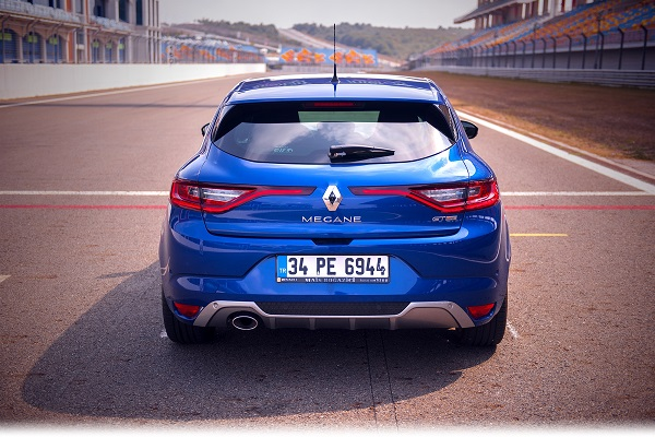 Renault Megane GTLine Test