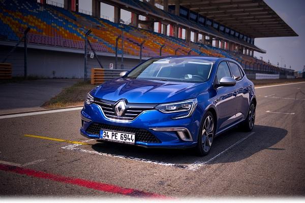 Renault Megane HB GTLine Test